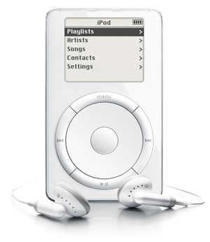 primeiro ipod