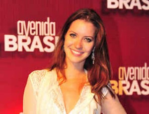 Nathalia Dill Avenida Brasil