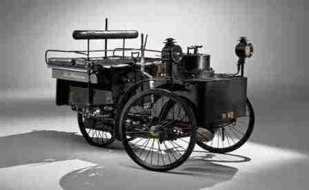 carro mais antigo