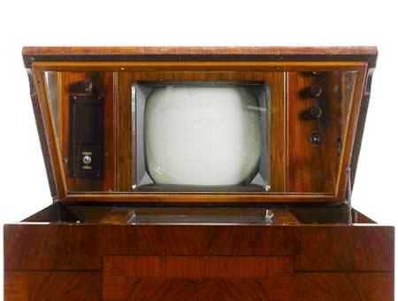 tv mais antiga