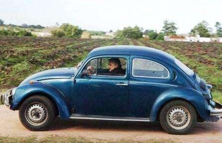 Presidente do Uruguai dirige seu próprio Fuca 1987